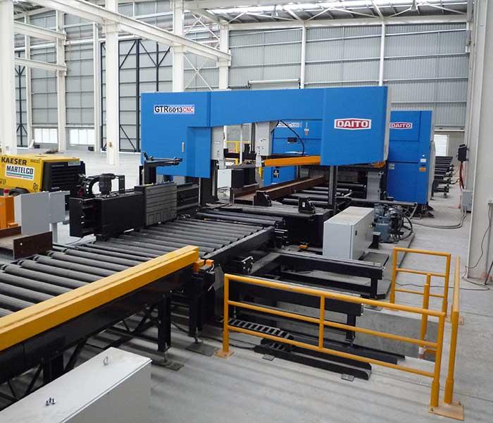 Daito Csd3c Gtr Drill Saw Beam Line Industrial Machinery