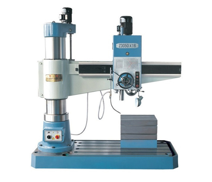 Toptec Z3050 Radial Drill 01