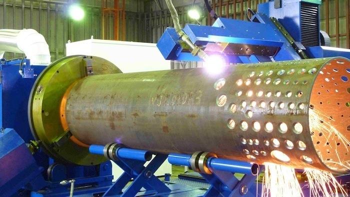Maruhide CNC Pipe Profile Cutting 02