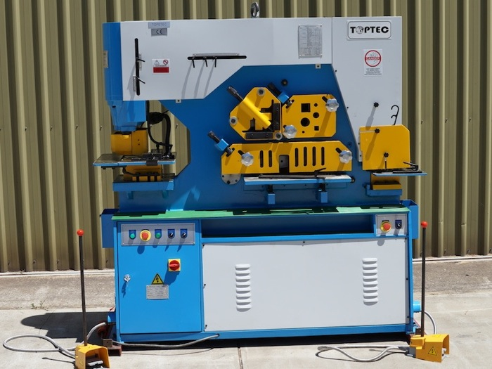 Accurl Punch And Shear Ironworkers Industrial Machinery