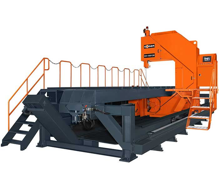 Vertical Plate Saws