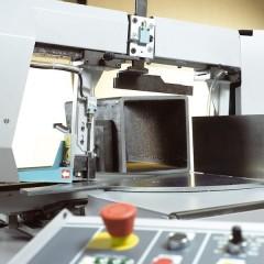 Imet KS-450-600 Bandsaw 11